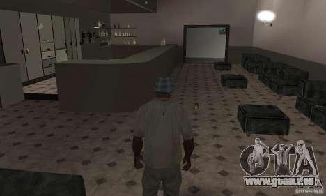 Maisons neuves à coffre intérieurs pour GTA San Andreas