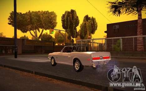 ENBSeries v1.0 par GAZelist pour GTA San Andreas cinquième écran