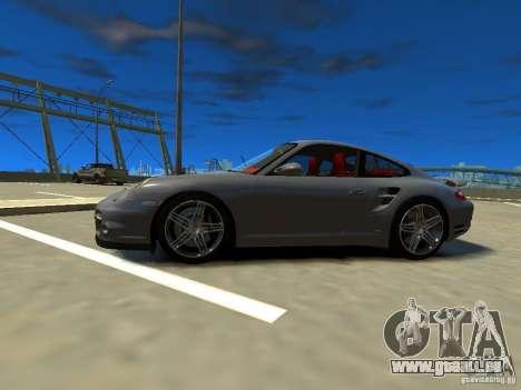 Porsche 997 Turbo pour GTA 4 est une gauche