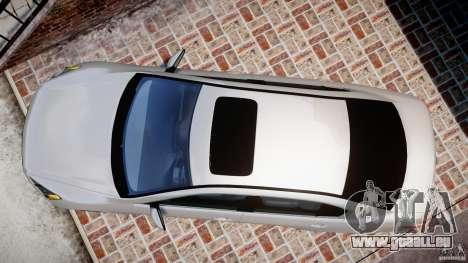 Honda Accord 2009 für GTA 4 rechte Ansicht