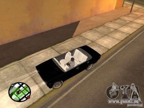 VAZ 2105 Gig v1. 3 für GTA San Andreas linke Ansicht