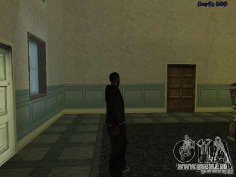 Winter bmyst für GTA San Andreas her Screenshot