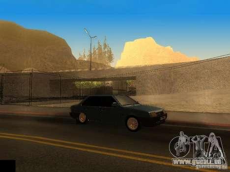 ENB project by jeka für GTA San Andreas zweiten Screenshot
