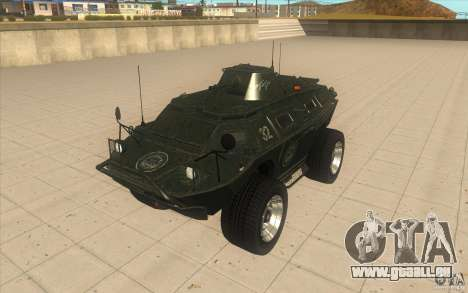 TTB de GTA 4 TBOGT Original avec Texture pour GTA San Andreas