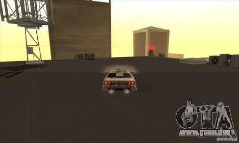 Vinyl www.gtavicecity.ru für GTA San Andreas rechten Ansicht