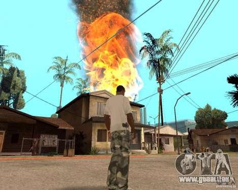 Tornade pour GTA San Andreas sixième écran