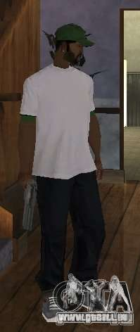 Neue Skins Grove Street für GTA San Andreas sechsten Screenshot