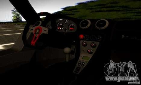 Gumpert Apollo für GTA San Andreas zurück linke Ansicht