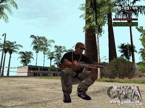 Granatwerfer für GTA San Andreas