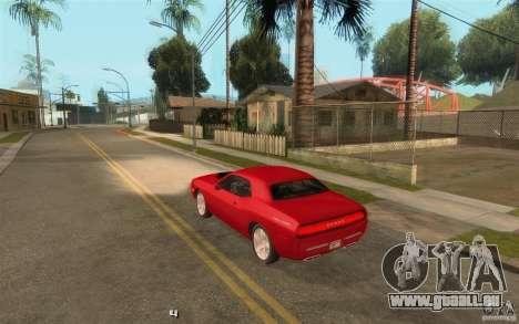 Life pour GTA San Andreas neuvième écran