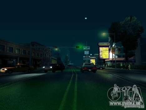 ENBSeries v1 für GTA San Andreas neunten Screenshot