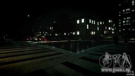 FrostENGINE ENB pour GTA 4 dixièmes d'écran