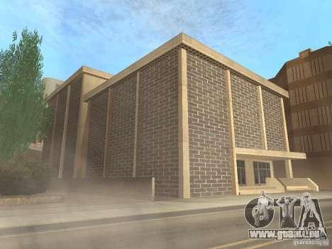 Neue Texturen Downtown Los Santos für GTA San Andreas achten Screenshot