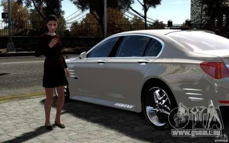 Menü- und Boot-Bildschirme BMW HAMANN in GTA 4 für GTA San Andreas achten Screenshot