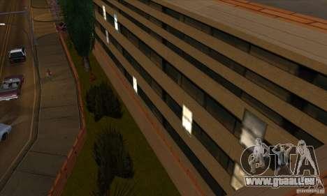 Le nouvel hôpital de HP pour GTA San Andreas quatrième écran