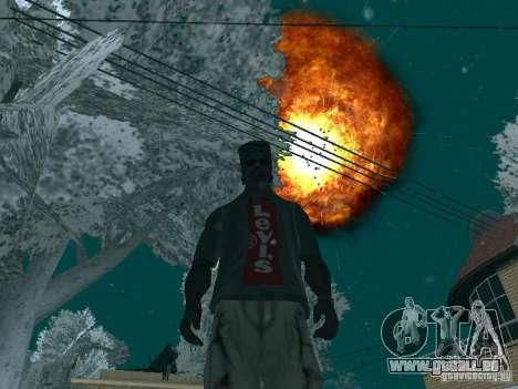 Salut v1 pour GTA San Andreas deuxième écran