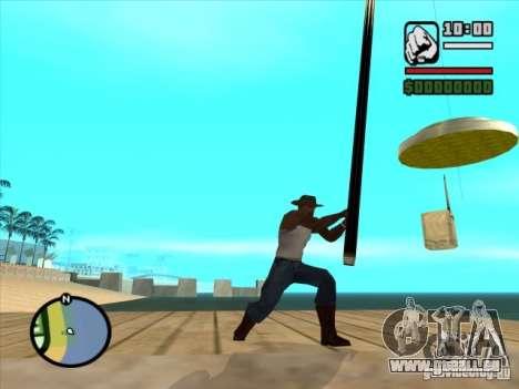 Angeln für GTA San Andreas zweiten Screenshot