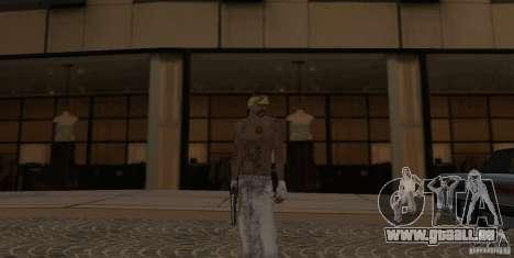 Skin Pack Vagos pour GTA San Andreas quatrième écran