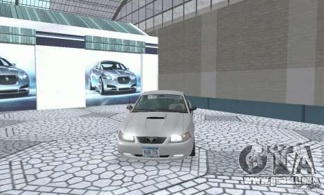 Ford Mustang GT 2003 für GTA San Andreas