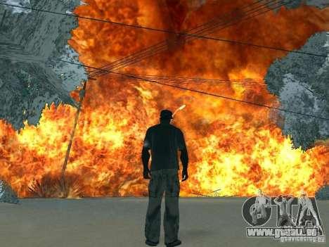 Salut v1 pour GTA San Andreas septième écran