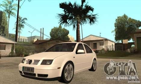 Volkswagen Bora VR6 2003 pour GTA San Andreas