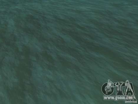 Nouvelles sources d'eau pour GTA San Andreas quatrième écran