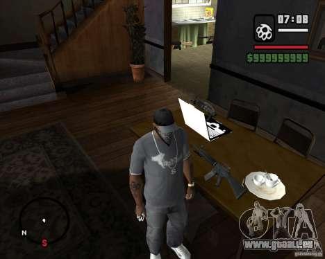 From Left 4 Dead beta v0.2 für GTA San Andreas zweiten Screenshot