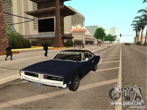Dodge Charger RT Light Tuning für GTA San Andreas