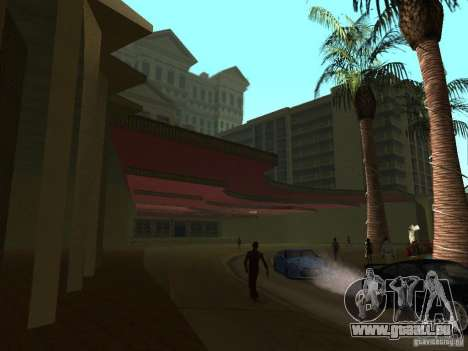 Nouvelles textures pour casino Caligula pour GTA San Andreas deuxième écran