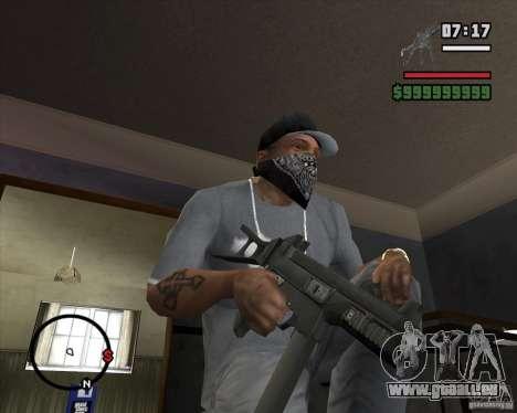 Ump 45 HD für GTA San Andreas