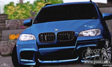 BMW X5M 2013 v1.0 pour GTA San Andreas