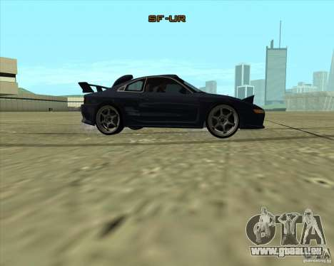 Toyota MR2 1994 pour GTA San Andreas vue arrière