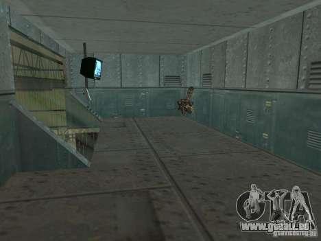 Espace ouvert 69 pour GTA San Andreas neuvième écran