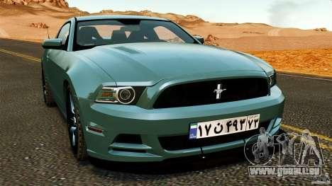 Ford Mustang Boss 302 2013 für GTA 4