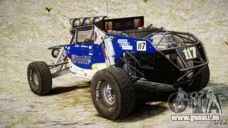 Jimco Buggy für GTA 4 Seitenansicht