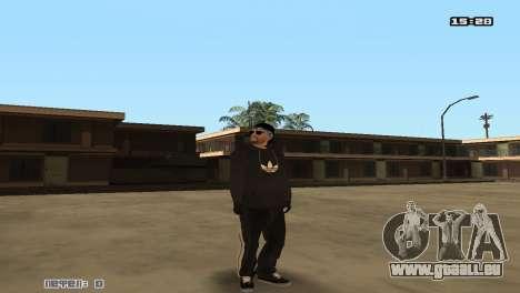 Los Santos Vagos für GTA San Andreas her Screenshot