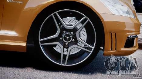 Mercedes-Benz S63 AMG [Final] pour le moteur de GTA 4