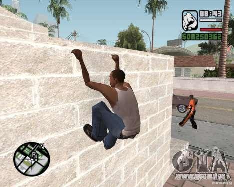 GTA 4 Anims for SAMP v2.0 pour GTA San Andreas quatrième écran