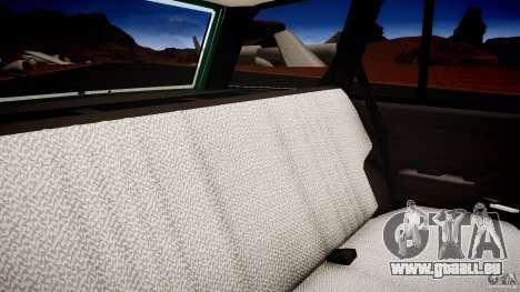 VAZ 2104 Finale (getönt) für GTA 4 Innenansicht