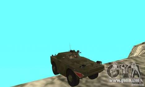 BRDM-1 peau 4 pour GTA San Andreas