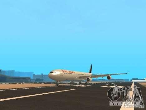 Airbus A340-300 Air Canada pour GTA San Andreas