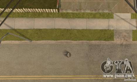 Caméra GTA2 pour GTA San Andreas troisième écran