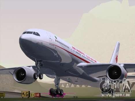 Airbus A330-203 Air Algerie pour GTA San Andreas
