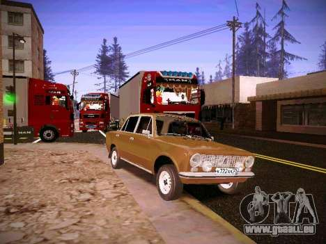 VAZ 21011 pour GTA San Andreas