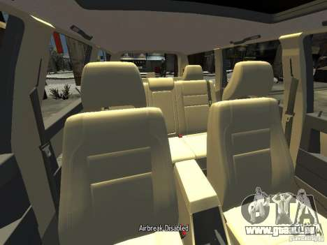 Volvo 850 R 1996 Rims 2 pour GTA 4 est un côté