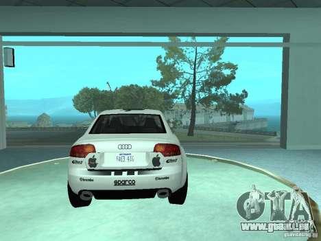 Audi RS4 für GTA San Andreas