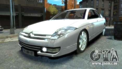 Citroen C6 für GTA 4