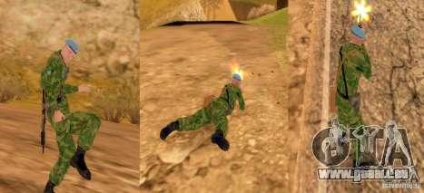 AIRBORNE Fighter für GTA San Andreas zweiten Screenshot