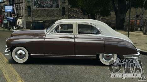 Packard Eight 1948 für GTA 4 hinten links Ansicht