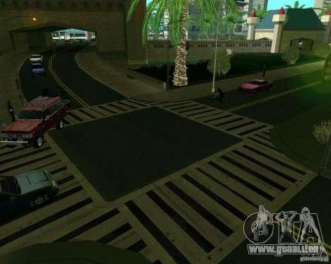 GTA 4 Road Las Venturas für GTA San Andreas sechsten Screenshot